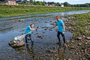 "Maas Cleanup 19 september: ""Clean rivers, better business"""